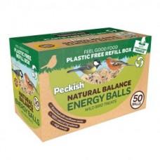 Peckish Natural Balance Energy Balls x 50
