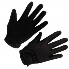 Woof Wear Young Rider Pro Gloves Black
