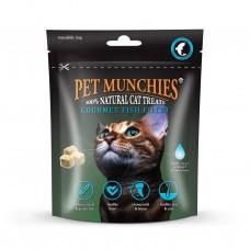 Pet Munchies Gourmet Fish Fillet Treats
