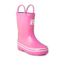 Evercreatures Kids Wellies Pink