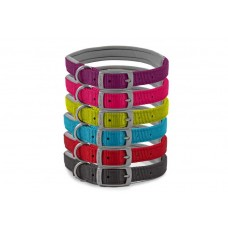Ancol Padded Collar (Available in Lime, Red, Purple, Blue & Black)