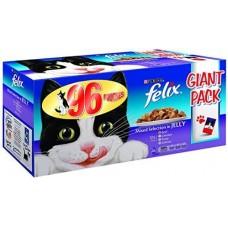 Felix Giant Pack - Variety - 96 pack