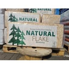 Natural Flake Shavings