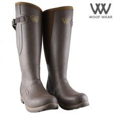 Woof Wear Riding Wellington - Chocolate