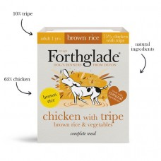 Forthglade Complete Chicken & Tripe with Brown Rice