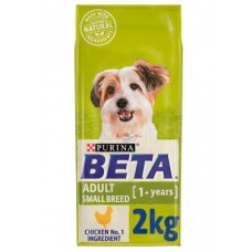 Beta Adult Small Breed Chicken 2kg