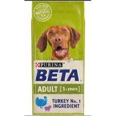 Beta Adult Complete Turkey & Lamb 14kg
