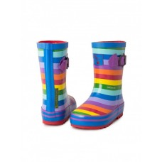 Evercreatures Kids Rainbow Wellies