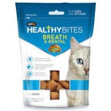 VetIQ Healthy Bites Breath & Dental Treats 65g
