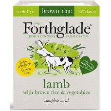 Forthglade Complete Lamb & Rice 395g