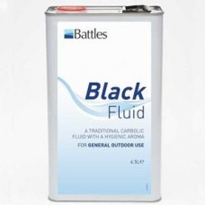 Battles Black Fluid Disinfectant 5.4L