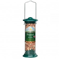 Walter Harrison's Green Die Cast Peanut Feeder (two sizes available)