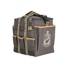 HyShine Delux Grooming Bag - Chocolate