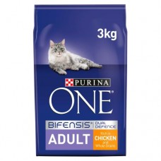 Purina One Cat Chicken 3kg