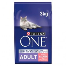 Purina One Cat Salmon 3kg