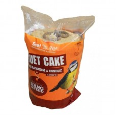 Suet To Go Suet Cake - Mealworm & Insect 350g
