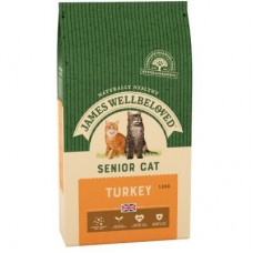 James Wellbeloved Senior Turkey 1.5kg