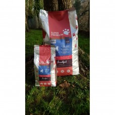 Broadfeed Super Premium Complete Puppy Large Breed Salmon & Potato (Available in Two Sizes)
