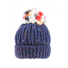 Evercreatures Deckie Chunky Knit Pom Pom Hat