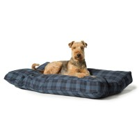 Danish Design Box Duvet in Lumberjack Navy&Grey - Medium