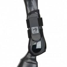 Hy Impact Pro Tendon Boots - Black