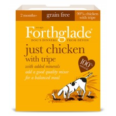 Forthglade Just Chicken with Tripe 395g