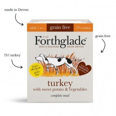 Forthglade Complete Grain Free Adult Tukey Sweet Potato 395g