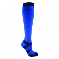 Woof Wear Long Bamboo Riding Socks (Multiple Colours Available)