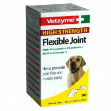 Vetzyme High Strength Flex Joint Tablets x 90