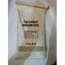 Calcined Magnesite - AGMA FG 85 - 25Kg