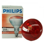 Infra Red Bulb Ruby – 250w
