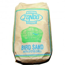 Bird Sand With Shell – 25kg