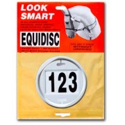 Equidisc Bridle Number