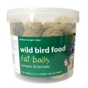 Cj Fat Balls Bucket With Nets x 50