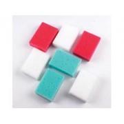 Coloured  Sponges