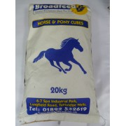 Broadfeed Horse & Pony Cubes 20kg