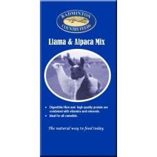 Badminton Llama & Alpaca Mix 20kg