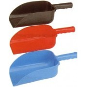 Square Feed Scoop Small
