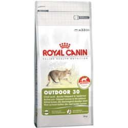 Royal Canin Cat Outdoor 30 (available in 2 sizes)