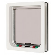 Cat Mate Large Cat Flap White