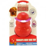 King Kong Dog Toy XL Red