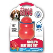 King Kong Dog Toy Medium Red