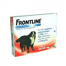 Frontline Spot-On X-Lrg Dog – 3 pipette