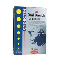 Cydectin 0.1% Sheep Drench – 1L