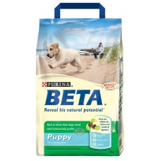 Beta Puppy Junior Chicken 2.5kg