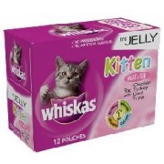 Whiskas Pouch Kitten - 12 x 100g