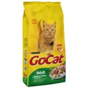 Go Cat 10kg (available in 3 flavours)