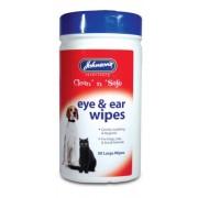 Johnsons Eye&Ear Wipes