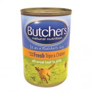 Butchers Tripe and Chicken - 12 x 400g