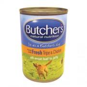 Butchers Tripe and Chicken - 12 x 400g